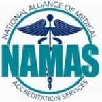 NAMAS Logo